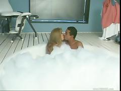 Bathing, Bath, Bathing, Bathroom, Couple, Jacuzzi