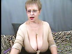 Old, Big Tits, Boobs, Granny, Mature, Old