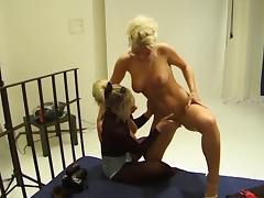 BDSM, BDSM, Lesbian