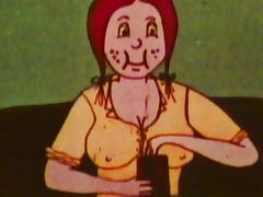 Cartoon, Cartoon, HD, Vintage