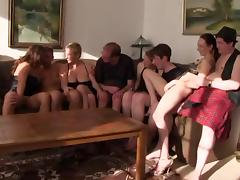 18 19 Teens, 18 19 Teens, Amateur, German, Group, Orgy