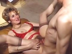 French, Anal, French, German, Stockings, German Anal
