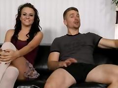 Taboo Wrestling with not her step-daughter