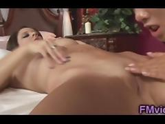 All, Asian, Cunt, Lesbian, Lick, Massage