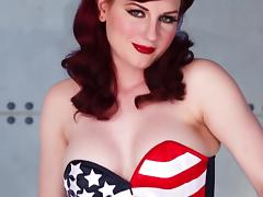 American Pinup with Angela Ryan