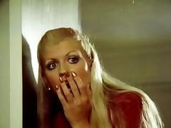 Juliet Anderson, John Holmes, Jamie Gillis in classic fuck scene