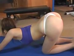 Fitness, Japanese, Softcore, Yoga, Athletic, Fitness