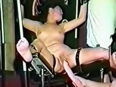 Asian BDSM Fisting