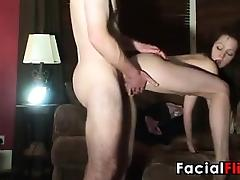 Horny Girl And Her Step Father Fucking