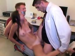 Adultery, Adultery, Blowjob, Boobs, Brunette, Cheating