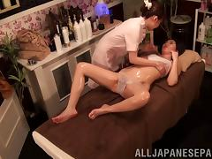 Allure, Allure, Asian, Erotic, Fingering, Japanese