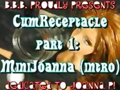 CumReceptacle v2 pt1 (MJ in french!)