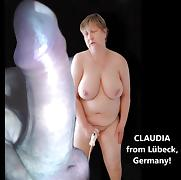 CLAUDIA from Germany.