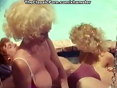 Kristara Barrington, Honey Wilder, Herschel Savage in