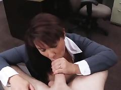 Sweet hot wife spread her legs for a cash