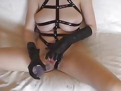 Shagging with a horny guy in my pov amateur video