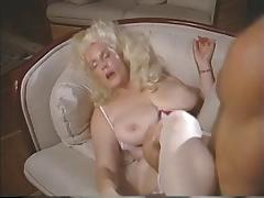 Mom and Boy, Lick, Mature, Nylon, Old, Pussy
