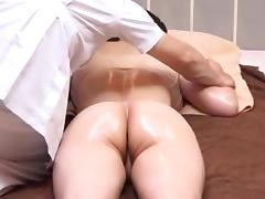 Japanese, Asian, Husband, Japanese, Massage, Mature