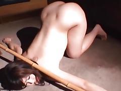 Strip, Asian, Bound, Naughty, Strip, Hogtied