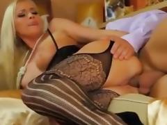 Catsuit, Blonde, Catsuit, Lingerie, Sex, Stockings
