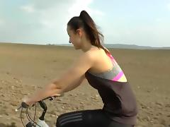 Biker, Biker, Blowjob, College, German, HD