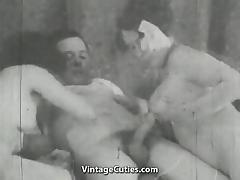 1930, Classic, Couple, Mature, Sex, Teen