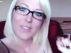 I'm getting screwed in this homemade big tit porn video
