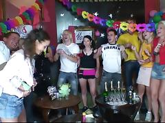 Birthday, Birthday, CFNM, Drunk, Fucking, Hardcore