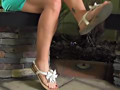 Bella Bambina's Deep Wrinkled Soles 1080p