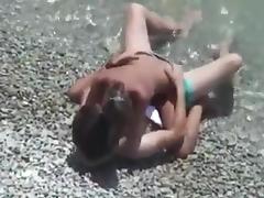 Fucked on beach 4