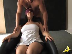 Blind fucked