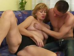 Mom and Boy, Hardcore, HD, Mature, Old, Older