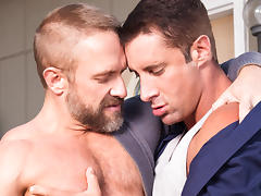 Nick Capra & Dirk Caber in Fathers and Sons 2 Video