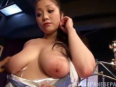Japanese, Asian, Big Tits, Boobs, Chubby, Couple