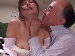 Wife, Asian, Fucking, Group, Hardcore, Husband