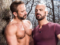 Adam Russo & Dirk Caber in Straight Boy Seductions Video