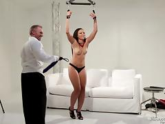 Backstage, Backstage, BDSM, Couple, Hardcore, HD