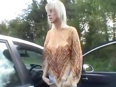 Tranny si sega in auto