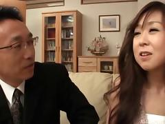 Japanese, Asian, Blowjob, Couple, Cowgirl, Cunt