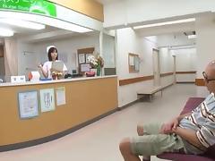 Tsukasa Aoi in Nurse
