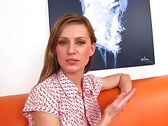Slut Olga Fisting