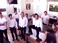 Bridal Shower Gang Bang