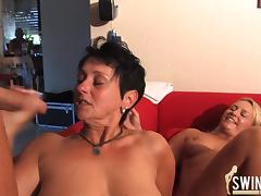 Housewives with huge tits part 2!