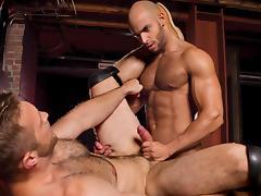 Paul Wagner & Sean Zevran in Crave Video