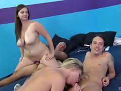 Adorable, Adorable, Boobs, Group, Hardcore, Orgy