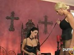 Slave, BDSM, Fetish, Lesbian, Slave