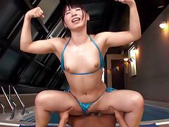 Tokyo, Anal, Asian, Blowjob, College, Creampie