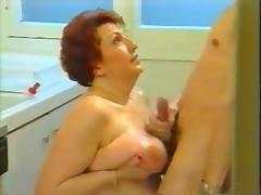 Mommy, BBW, Blowjob, Mature, Mom, Vintage
