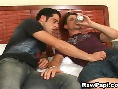 Latin Gay Extreme Hard Barebacking Fuck