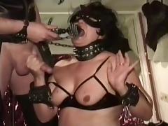 Blindfolded, Ass, Asshole, Big Cock, Big Tits, Blindfolded
